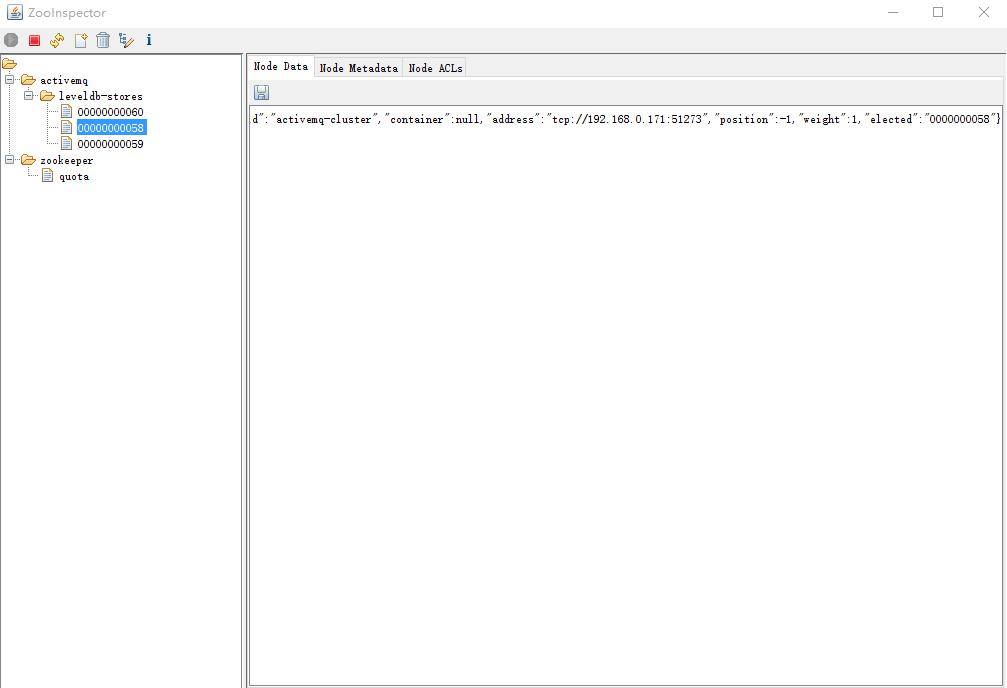 ActiveMQ基于LevelDB的Zookeeper集群- 1989丶- OSCHINA