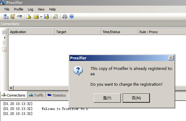 Proxifier v3.31