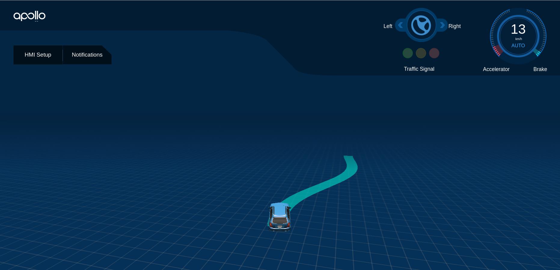 开源自动驾驶平台 ApolloAuto