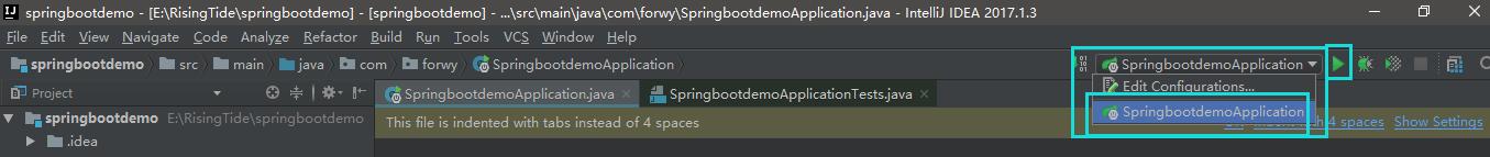 IDEA 创建 SpringBoot