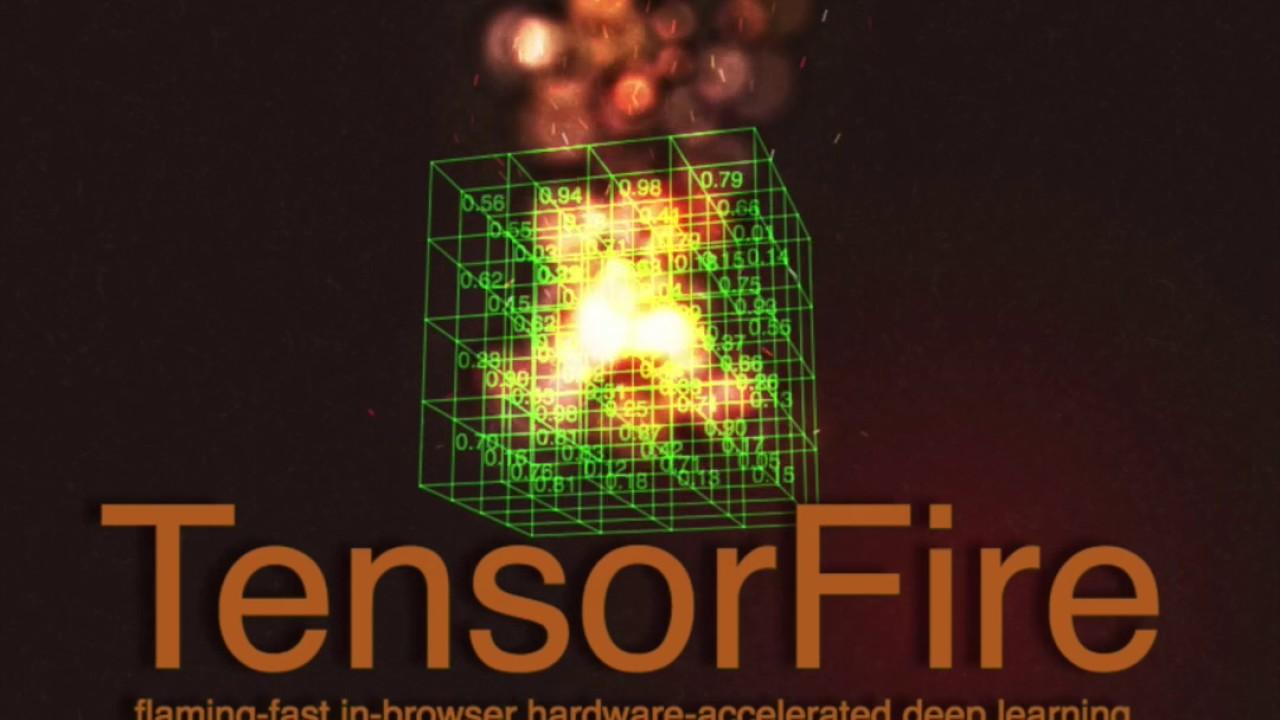 基于 WebGL 的浏览器端神经网络框架 TensorFire