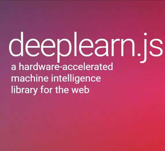 可实现硬件加速的机器学习 JavaScript 库 DeepLearn.js