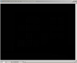 直接读取RAW图,一眼望去全是黑