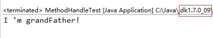 JDK1.8下关于MethodHandle问题