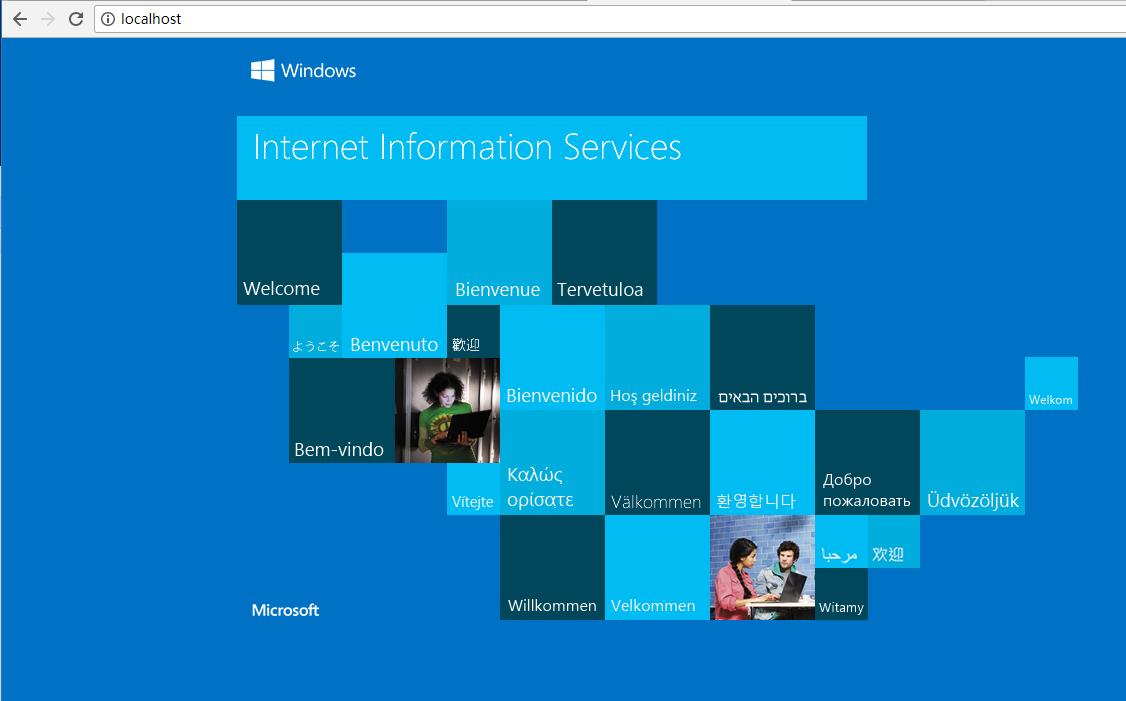 win10  IIS(互联网信息服务)   及  外网访问tom...