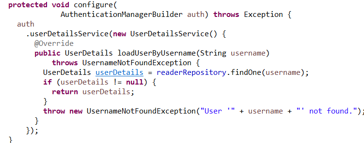 Spring Boot - security 实战与源码分析- 特拉仔的个人空间- OSCHINA