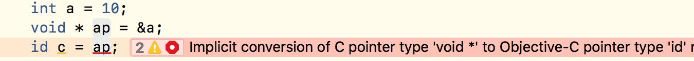 Objective-C关于id引发的一些思考