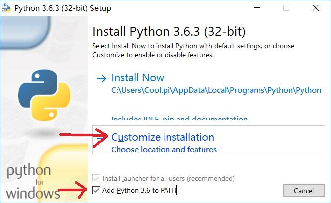 Python3 6 + Pyqt5 + Eric6 环境搭建- javapi的个人空间- OSCHINA