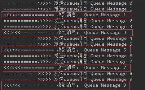 Spring Boot JMS(ActiveMQ) 入门使用实践插图(12)