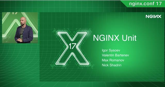 动态 Web 应用服务器 Nginx Unit