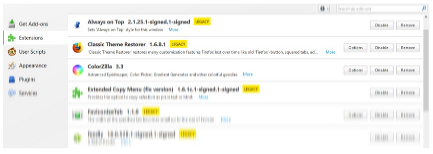 Mozilla 最好正式版Firefox 57 即将来袭!新特性一览- OSCHINA
