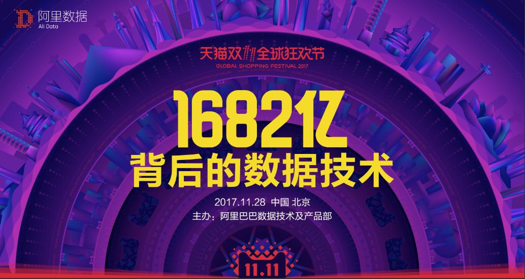 阿里数据要在北京做一个双11的数据闭门分享啦