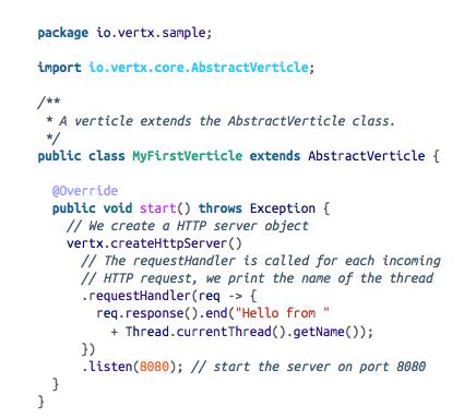 响应式微服务in Java 译<六> --Let's Start Coding! - woshixin