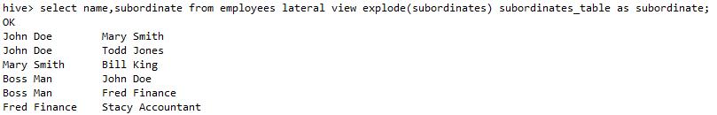 Hive lateral view 和explode 详解- 北漂的我的个人空间- OSCHINA