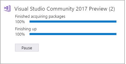 Visual Studio 2017 15.6 和 VS 2017 for Mac 7.4 正式版
