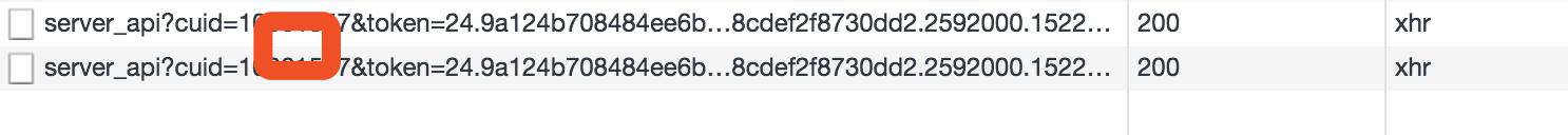 ajax 跨域请求,每次会发送两个请求?