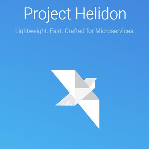 轻量快速的 Java 微服务框架 Helidon
