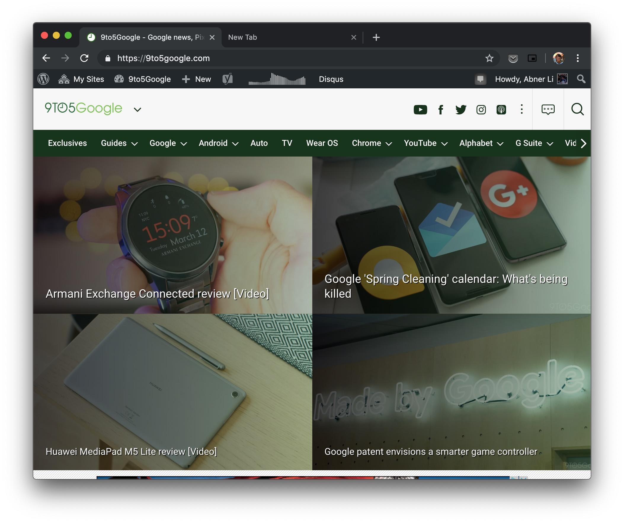 Chrome 73 稳定版正式发布,macOS 支持暗色主题插图(1)