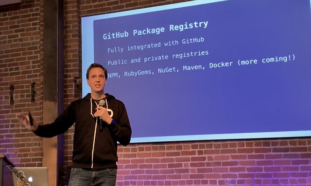 GitHub 推出包管理服务 GitHub Package Registry