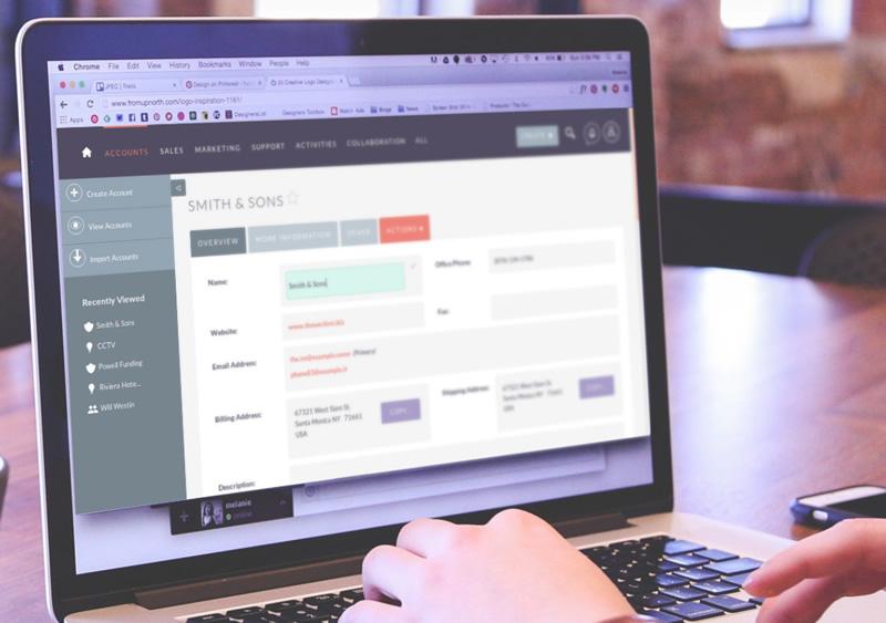 客户关系管理软件 SuiteCRM