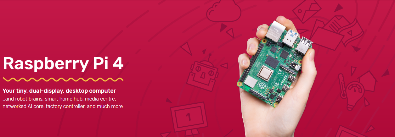 Raspberry Pi 4 发布 8G 内存版本,同时带来 64 位镜像