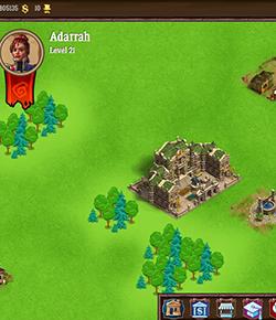 帝国建造网络游戏 Civitas