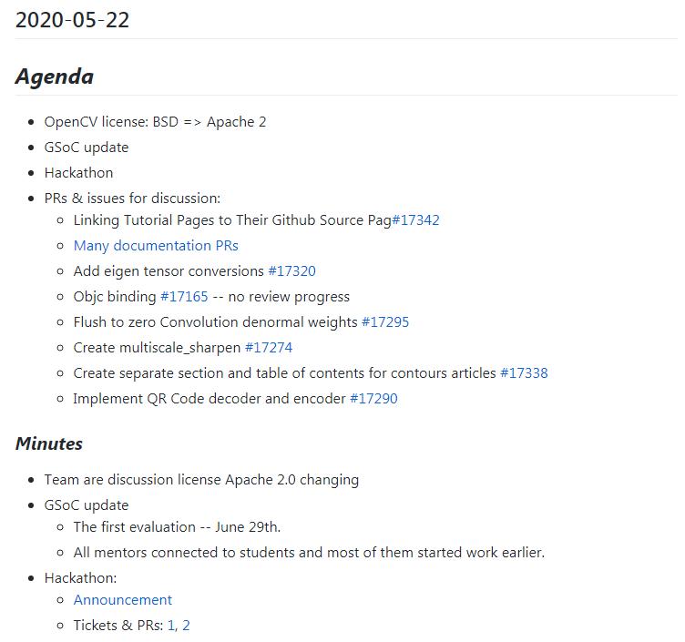 OpenCV 开源许可协议拟从 BSD 变更为 Apache 2