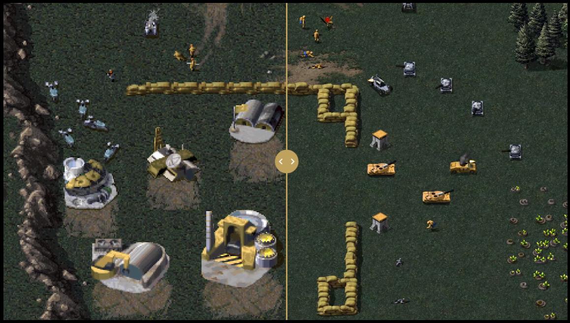 EA 发布《命令与征服》重制版及公开游戏源代码插图(1)