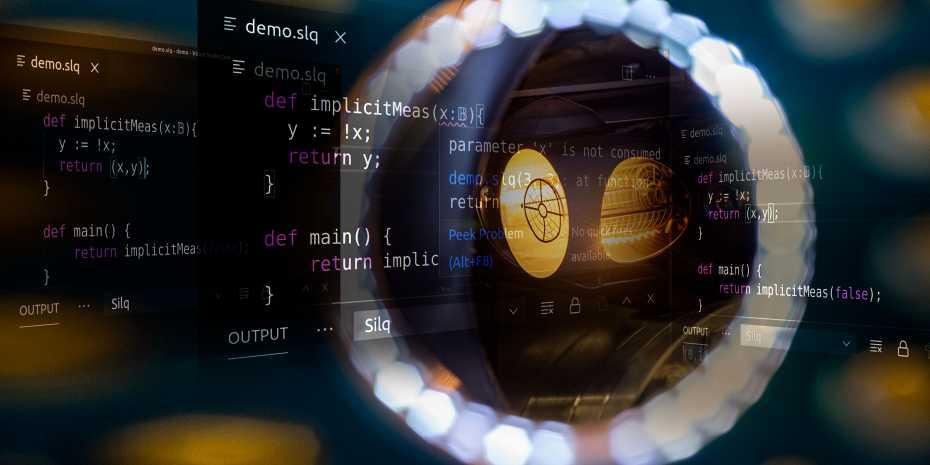 高级量子编程语言 Silq
