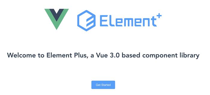 Element Plus 发布 Beta 版本,适配 Vue 3.0 的 Element