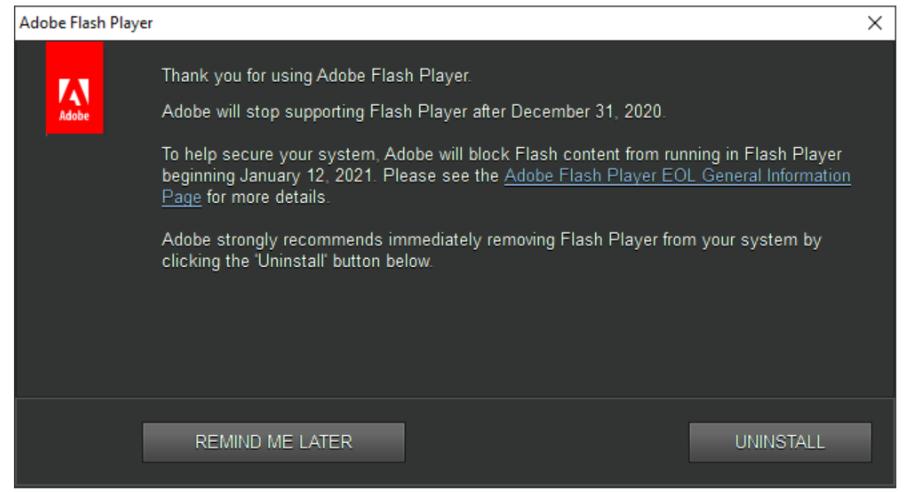 Flash 生命终止,开发者认为 HTML5 不能完美替代