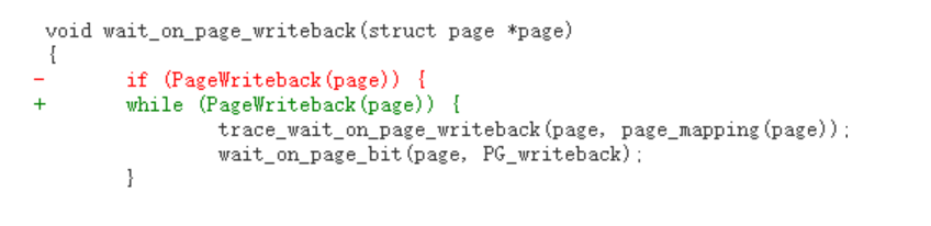 Linus Torvalds 再改页面锁逻辑,把 if 替换为 while