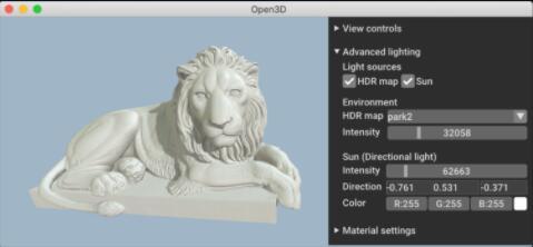 3D 数据处理库 Open3D