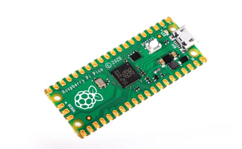 树莓派发布微控制器开发板,售价仅 4 美元