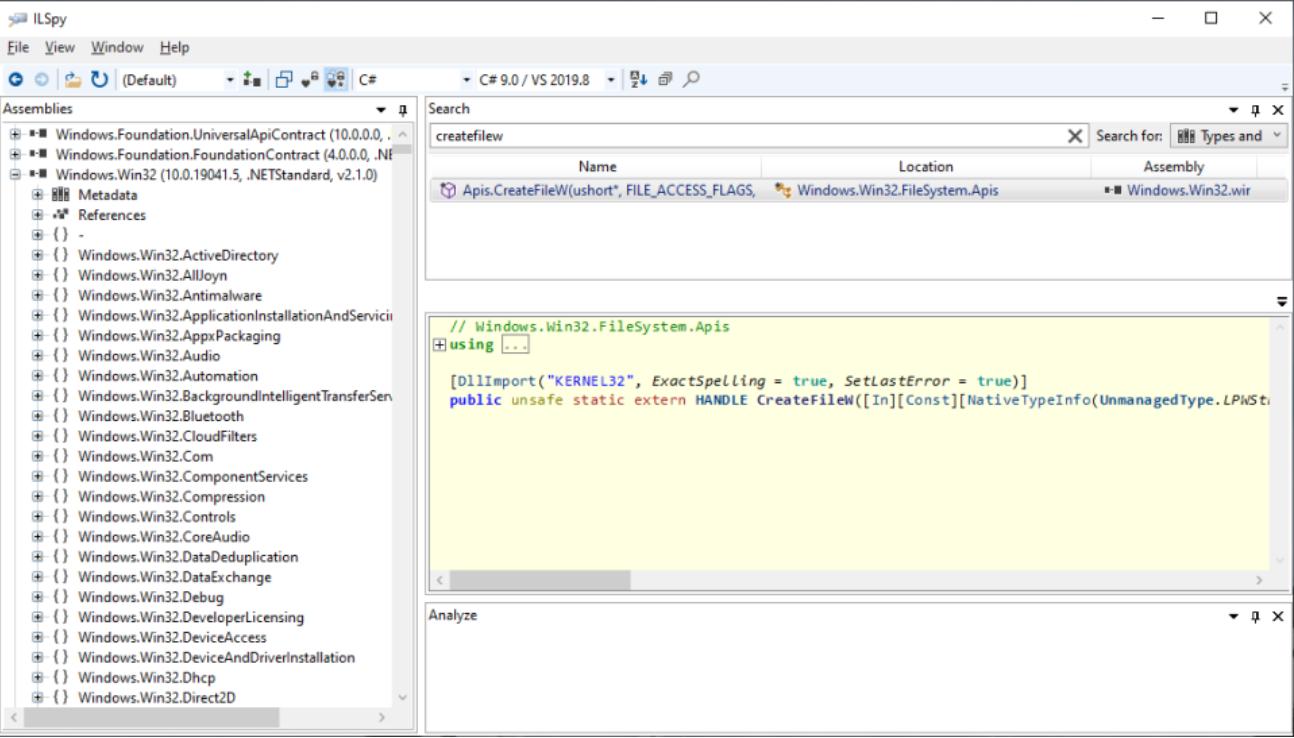 Win32metadata 和对应的 WIN32 语言项目已可在 GitHub 上预览