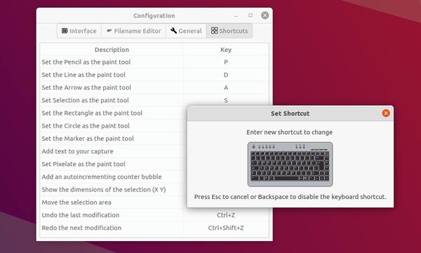 Flameshot 0.9 发布,带有全局快捷键,改进 Wayland 支持