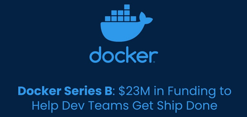 Docker 获 2300 万美元 B 轮融资