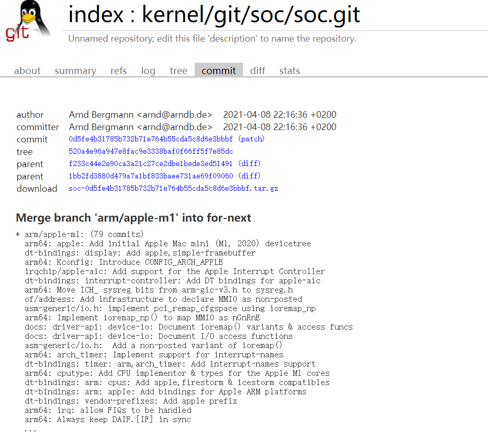 Linux Kernel 5.13 将带来 M1 芯片支持