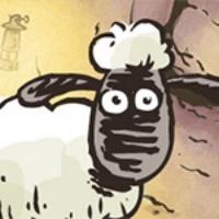这里有一只羊