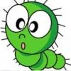 成熟的毛毛虫